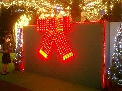 東京タワーのイルミネーション