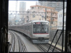 東急東横線 渋谷‐代官山間
