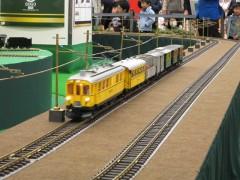 究極の鉄道模型展 一番ゲージレイアウト
