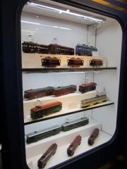 究極の鉄道模型展 展示