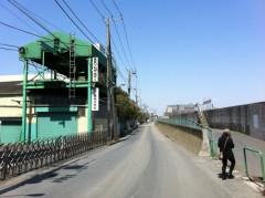 妙見島のメインストリート