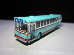 究極の鉄道模型展 くじでもらったのはバス