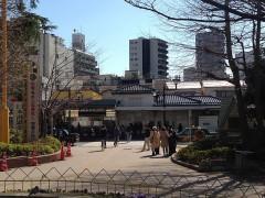 東武東上線ときわ台駅