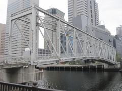 品川区と港区を結ぶ、ふれあい橋