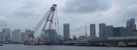 東京タワーとのツーショット