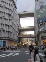 旧宇田川の流れを想像する