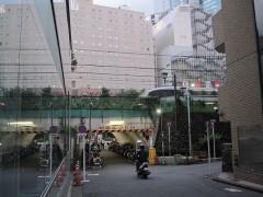 宇田川は、かつてここに流れていた