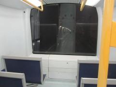 無人運転の地下鉄(メトロ)