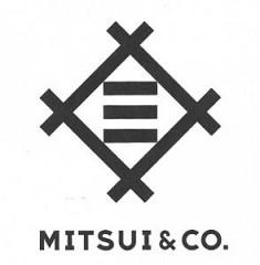 新しい三井物産のロゴ