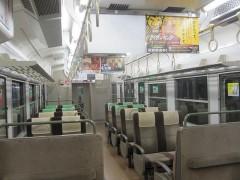 広島行きの始発列車