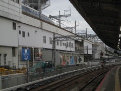 西日本でしか見られなくなった500系新幹線