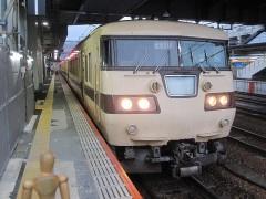 山陽本線 普通下関行き 3545M (JR西日本117系)