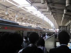 武蔵境駅…乗降客はけっこう多い