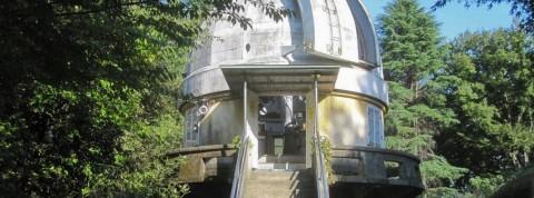 国立天文台 第一赤道儀室