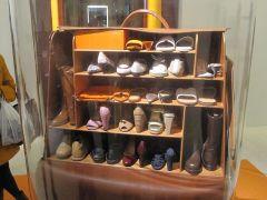 ミニチュアの靴