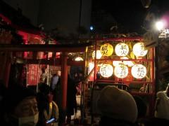 今日だけ特別の装束稲荷神社