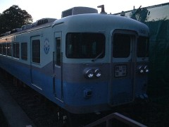 かつて走っていた、伊豆急行1000系電車
