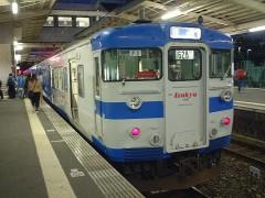 かつて走っていた、伊豆急行200系電車