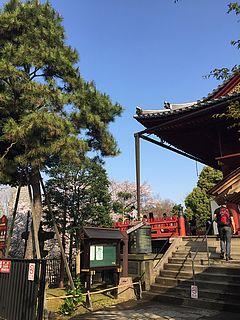 名所江戸百景「上野清水堂不忍ノ池」の今