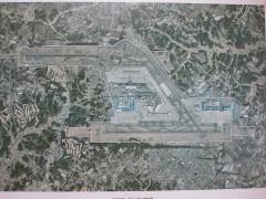 完成後の成田空港
