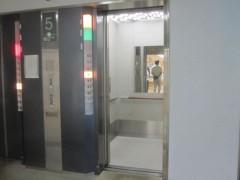 このエレベータが、何とも分かりにくい…