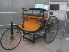 世界初のガソリン車