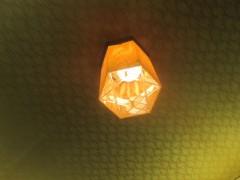 天井の照明器具も…