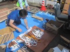 吊り手(吊革)が500円で販売