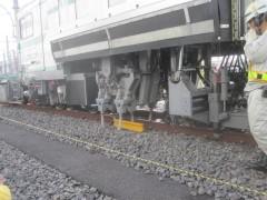 スイッチマルタイは、複雑な線路でも稼働可能