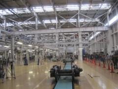 南栗橋工場は、最新設備を備えている