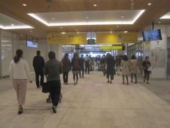 JR新宿駅新南改札を出たら…
