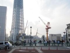 2010年5月5日 押上駅付近