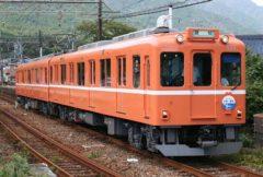「ラビットカー」と呼ばれた近鉄6800系電車(Wikipediaより)