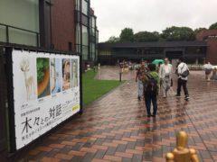 東京都美術館「木々との対話展」
