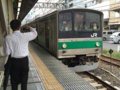 ファンには知られた存在だった埼京線205系ハエ28