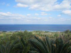 トゥーミヤー(遠見番所跡)からの眺め