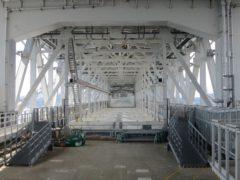 四国へと続く…新幹線用の空間
