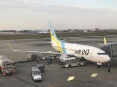 仙台空港から新千歳空港へ