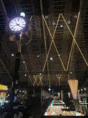 大阪駅のイルミネーション