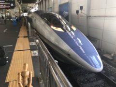 山陽新幹線でしか見られない