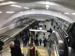 御堂筋線 梅田駅