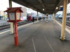 香椎駅で乗換