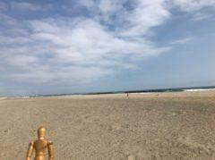 海にやってきた