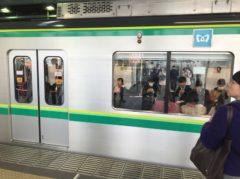 空席のある列車も!