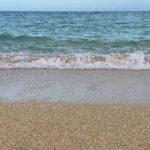 久しぶりの海