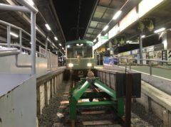 鎌倉駅の江ノ電
