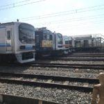 埼京線と川越線で活躍する電車たち