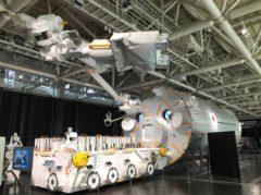 日本の宇宙ステーションモジュール