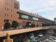 仙台駅へ…