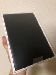 やっと来た! iPad mini 5